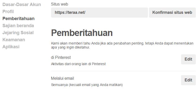 Konfirmasi teraa.net