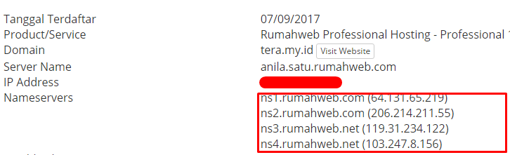 Name Server Hosting