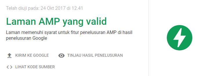 AMP Valid
