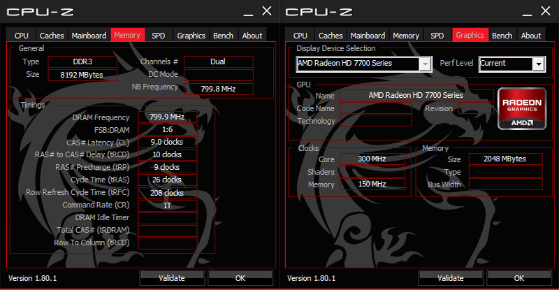 CPU-Z For Komputer