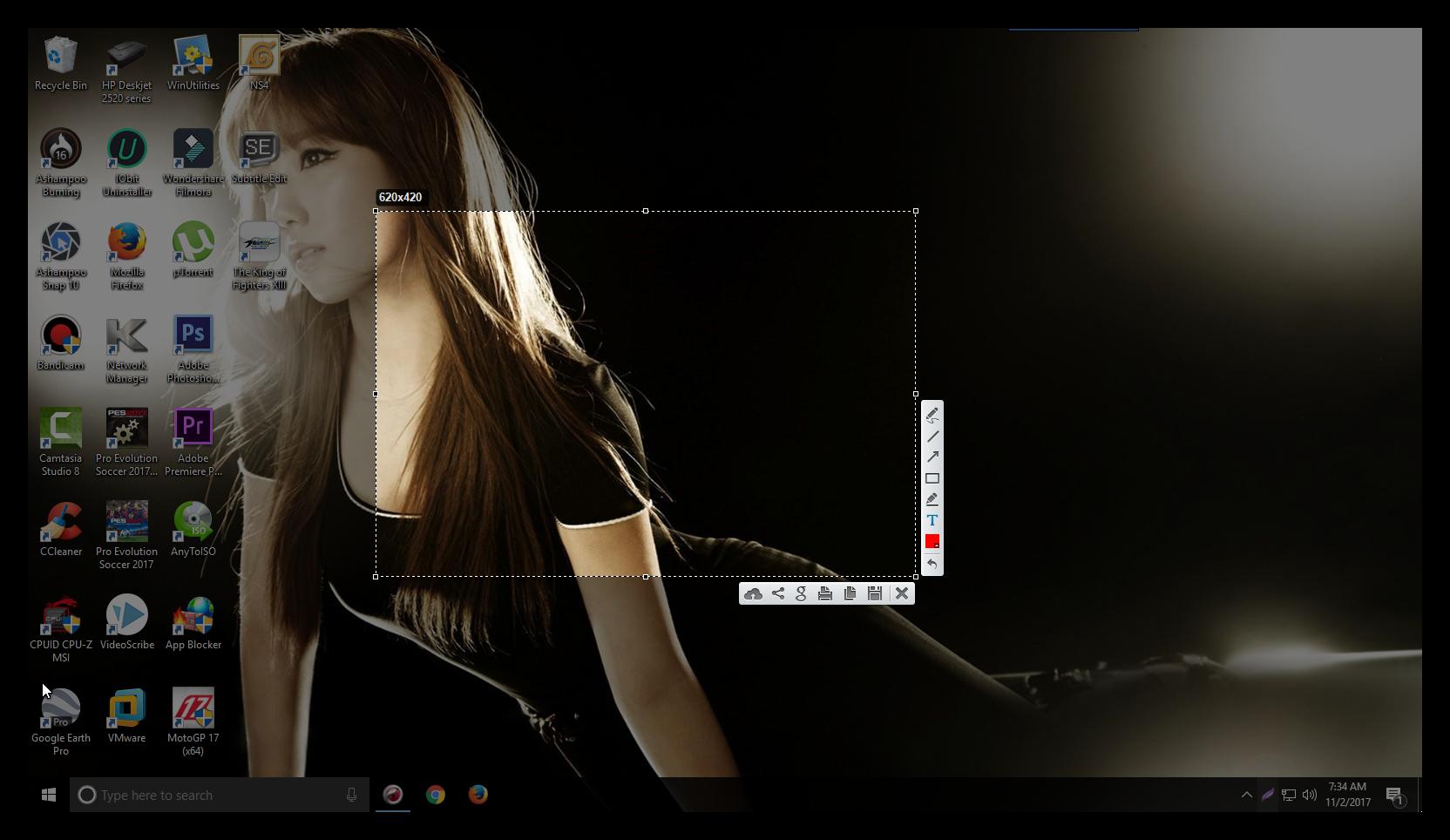Ligshtshot Screen Capture