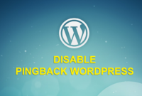 Pingback Trackback WordPress