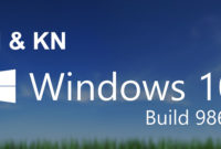 Windows 10 N adalah