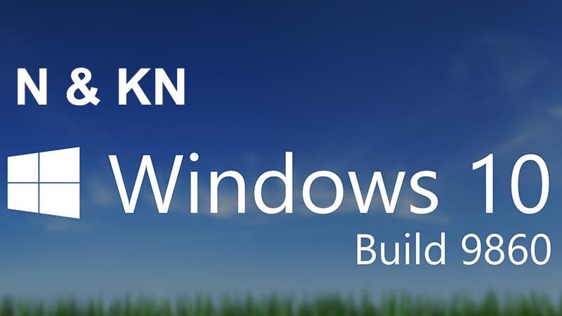 Windows 10 N adalah