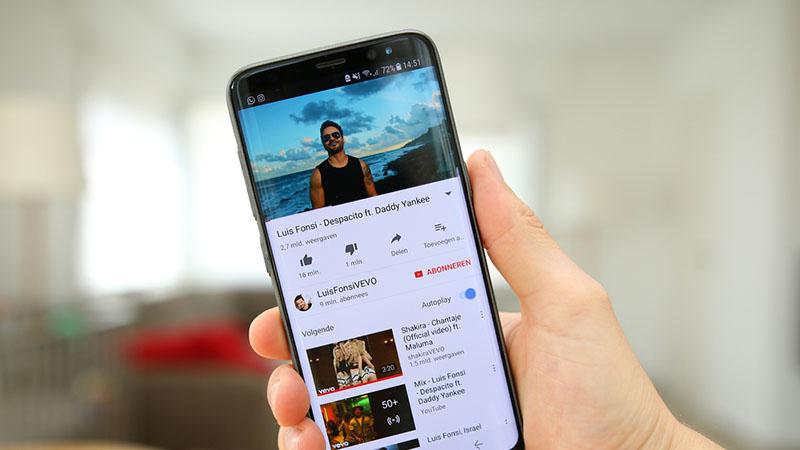 riwayat komentar video YouTube