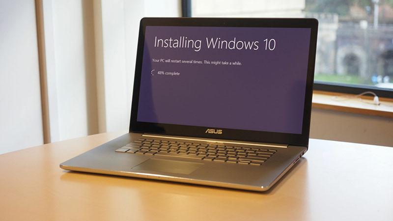Bootable Windows 10 Untuk BIOS dan UEFI